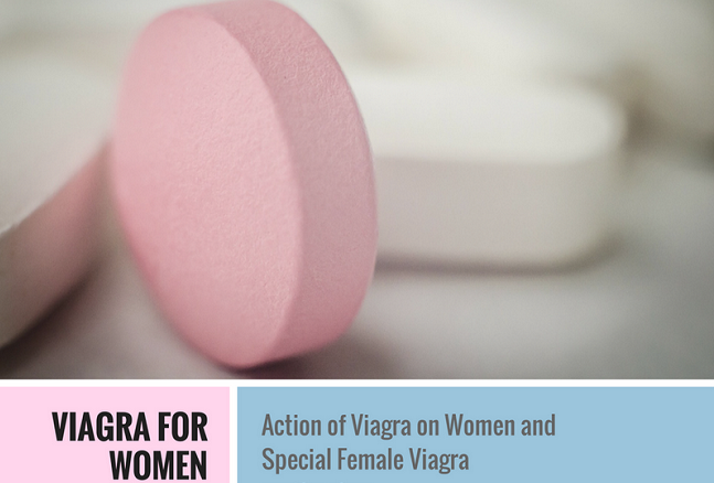 viagra effect on women